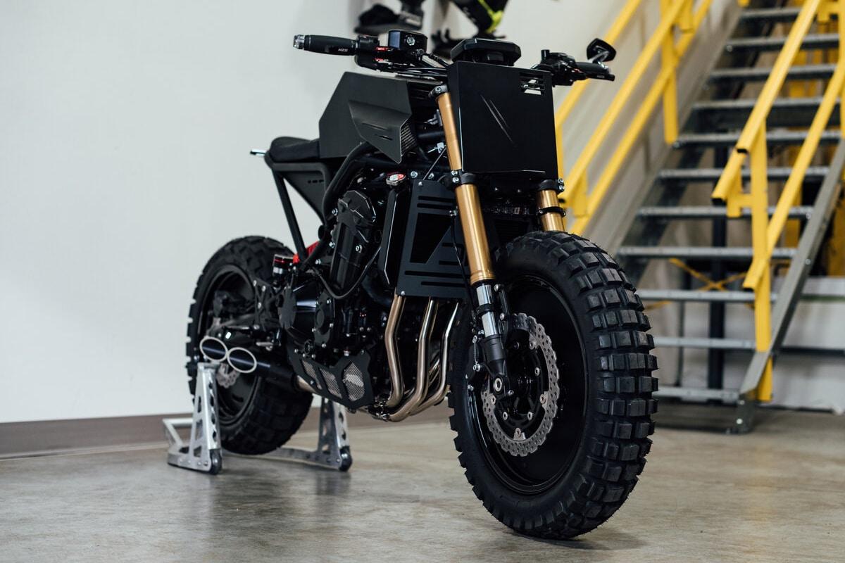 Droog moto v2 urban fighter 6