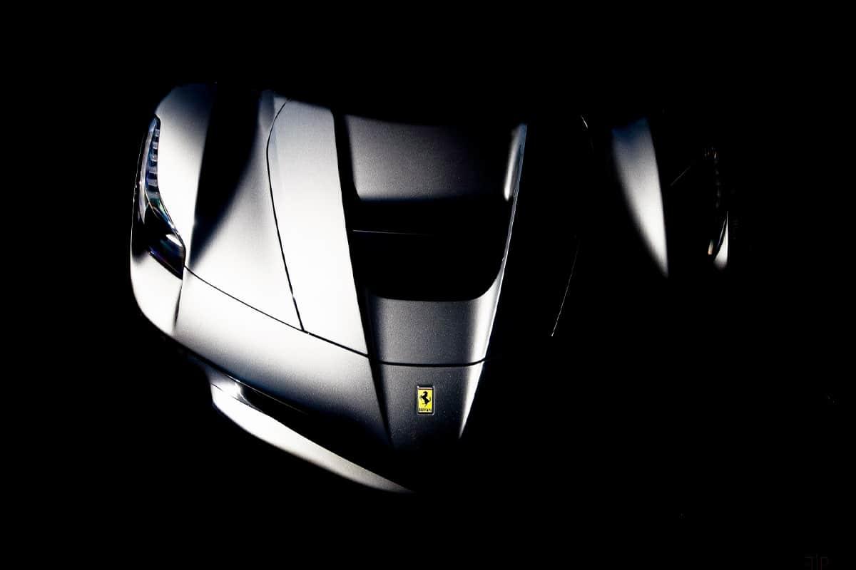 Ferrari first ev 1