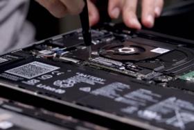 Framework upgradeable laptop