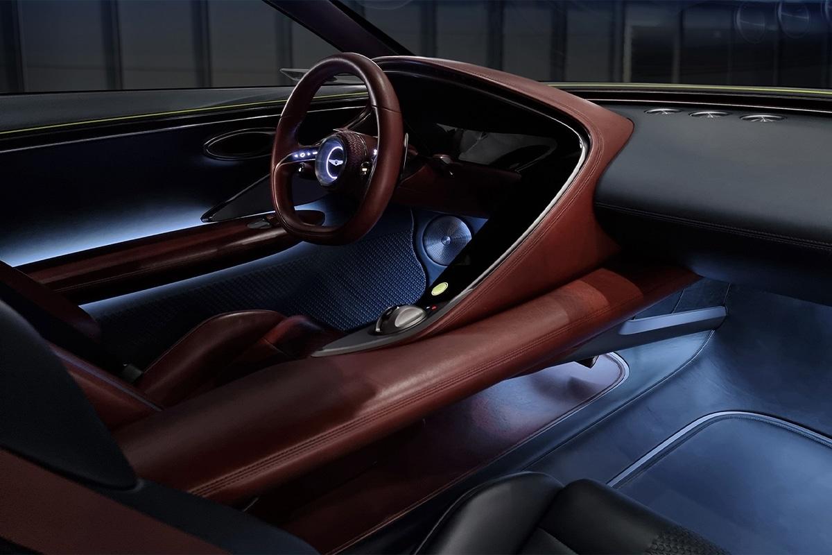 Genesis x concept 4