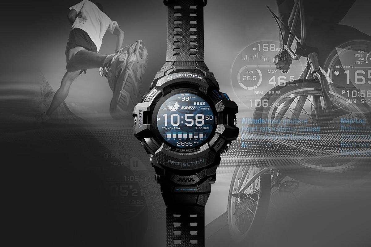 Gshocks first smartwatch 1