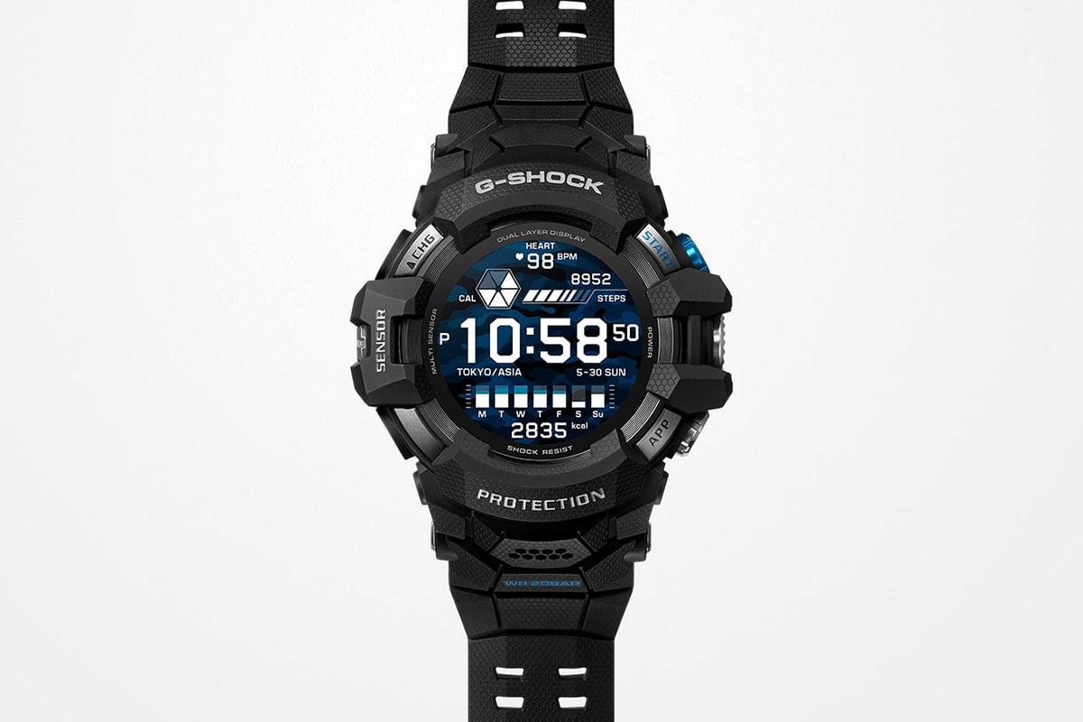 Gshocks first smartwatch 4