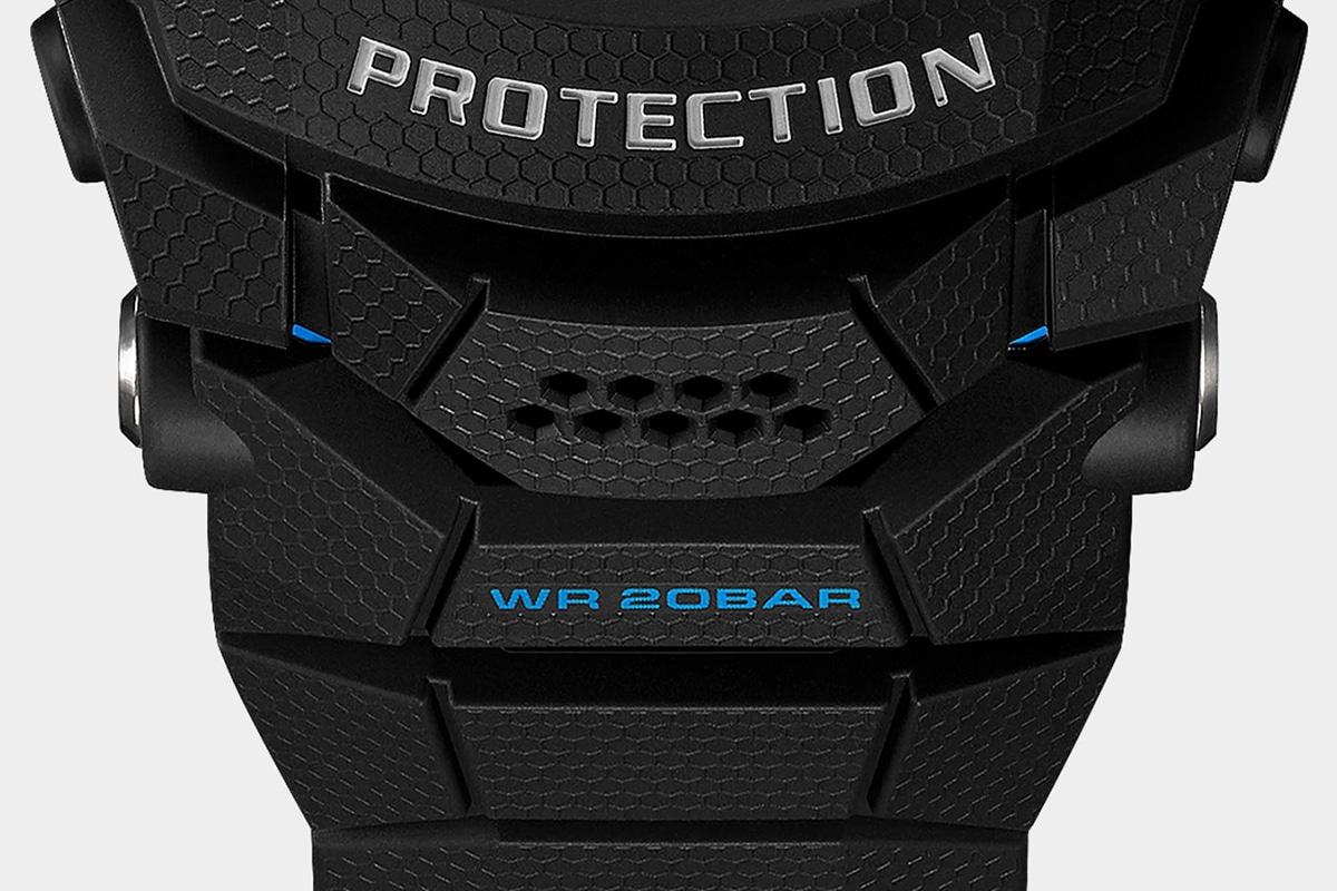 Gshocks first smartwatch 6