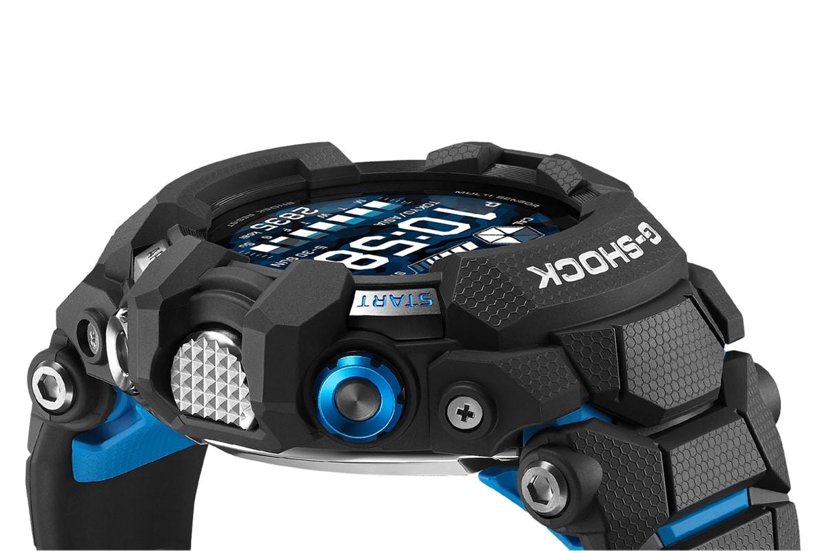 Gshocks first smartwatch 7