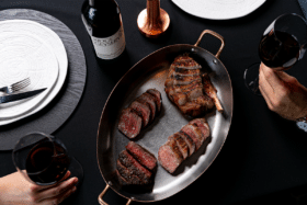 Inguldgence black bar and grill steak and wine pairing 4 jpg