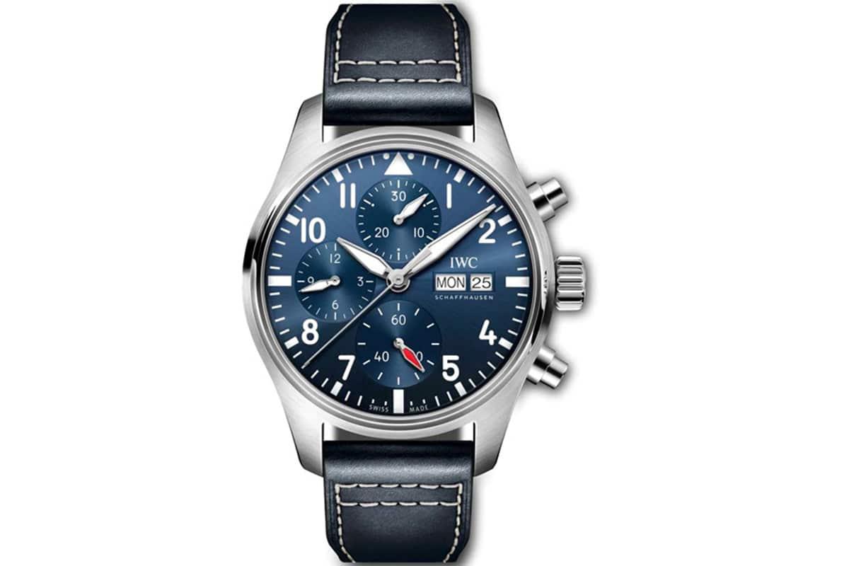 Iwc pilots watch chronograph 41