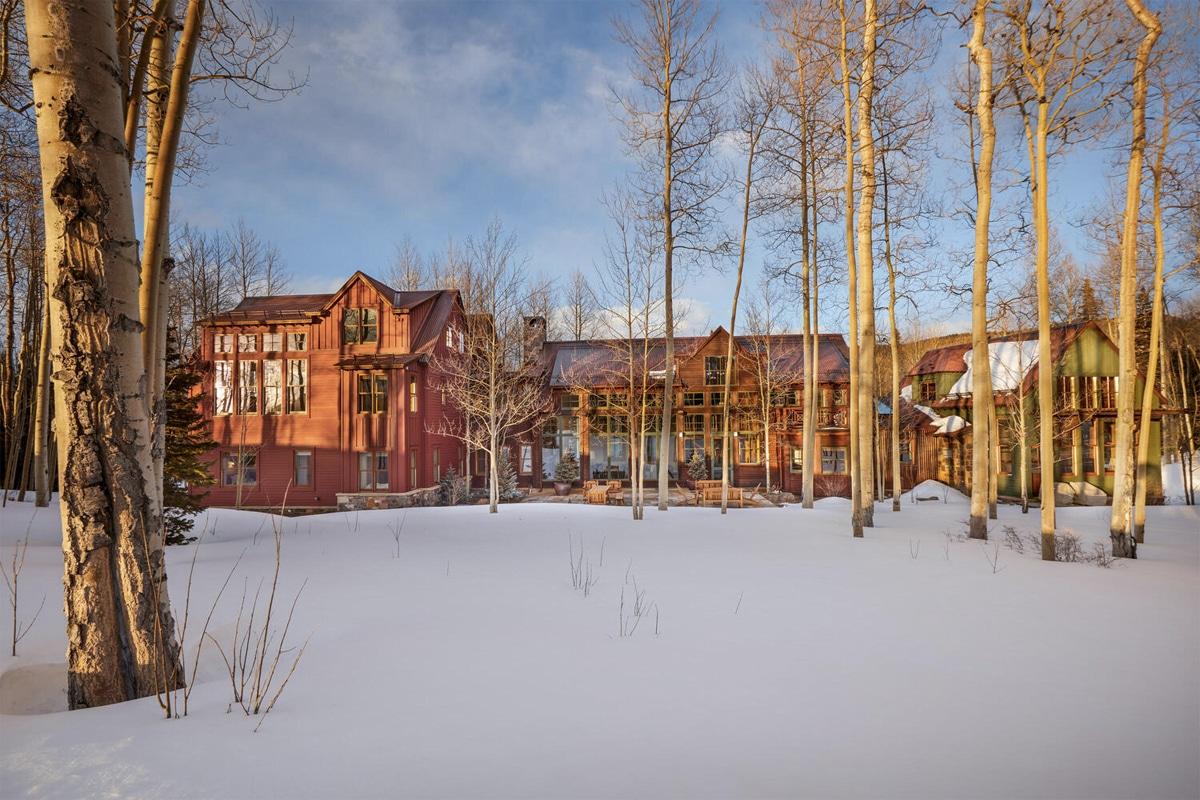 Jerry seinfeld colorado mansion 6