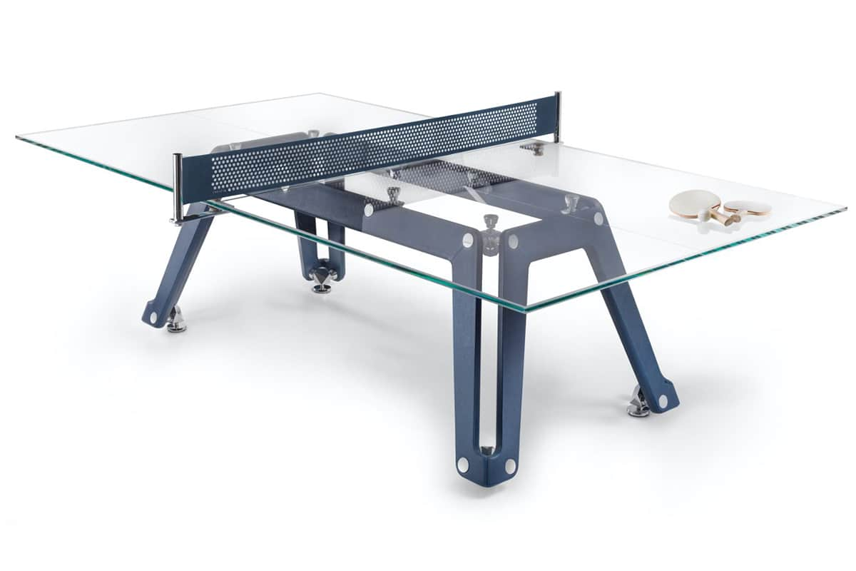 Leather table tennis