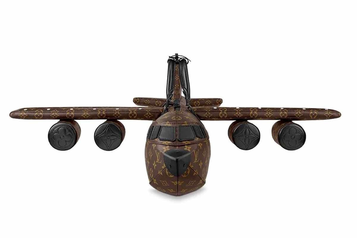 Louis vuitton aeroplane bag 1