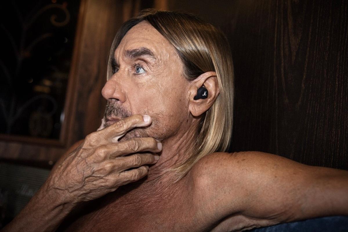 Marshall mode ii earbuds iggy pop