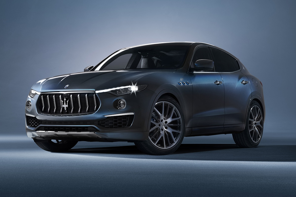 Maserati levante hybrid 1