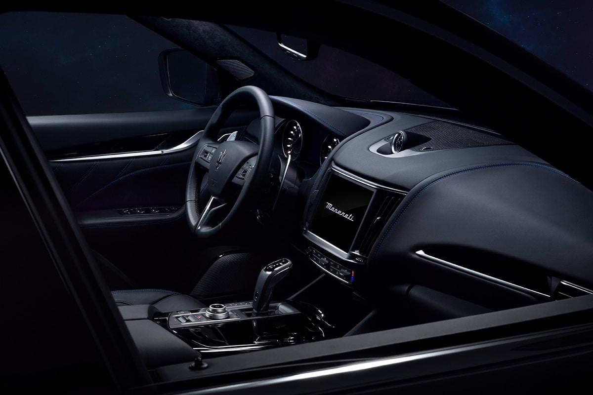 Maserati levante hybrid 3