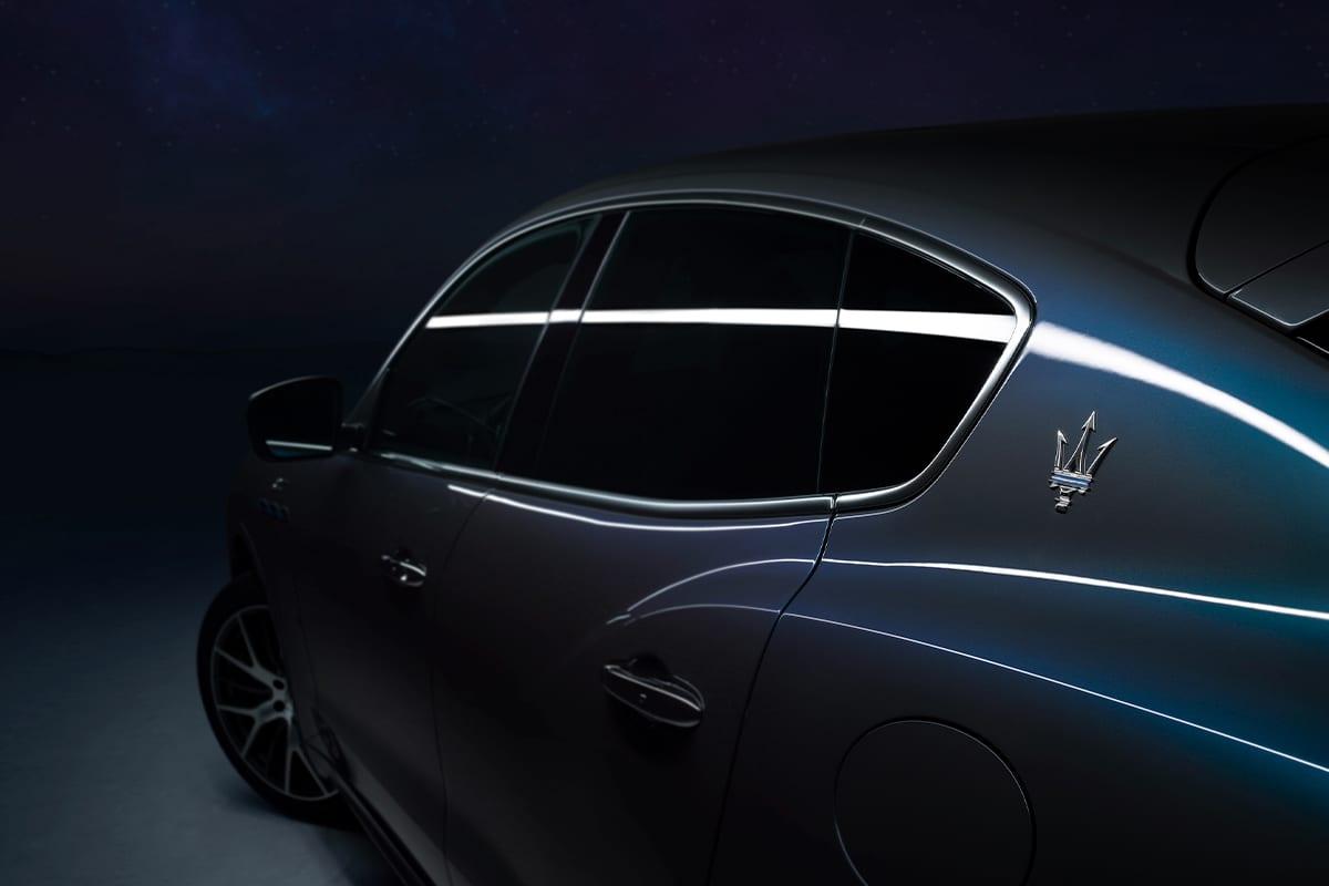 Maserati levante hybrid 8