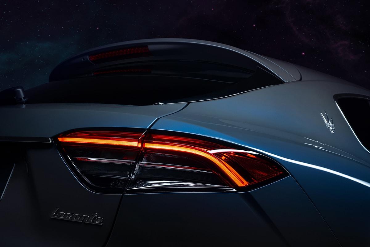 Maserati levante hybrid 9