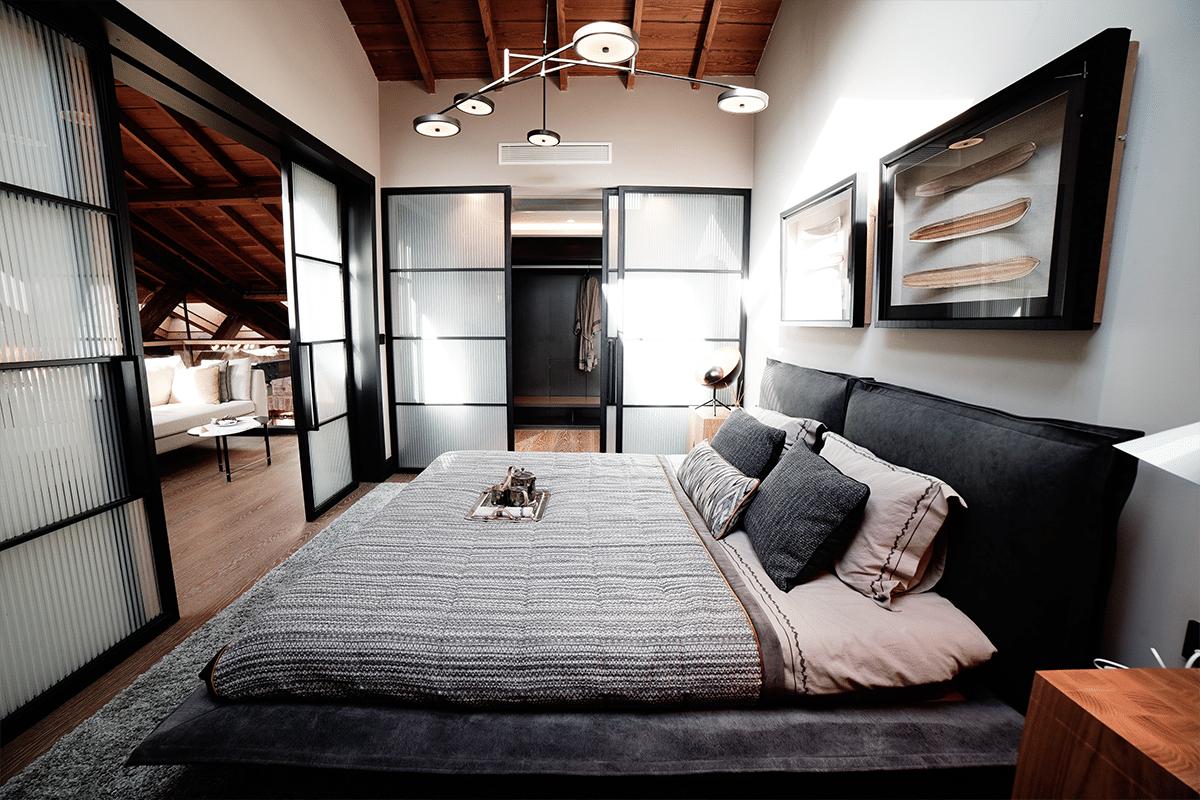 Mens bedroom idea 17