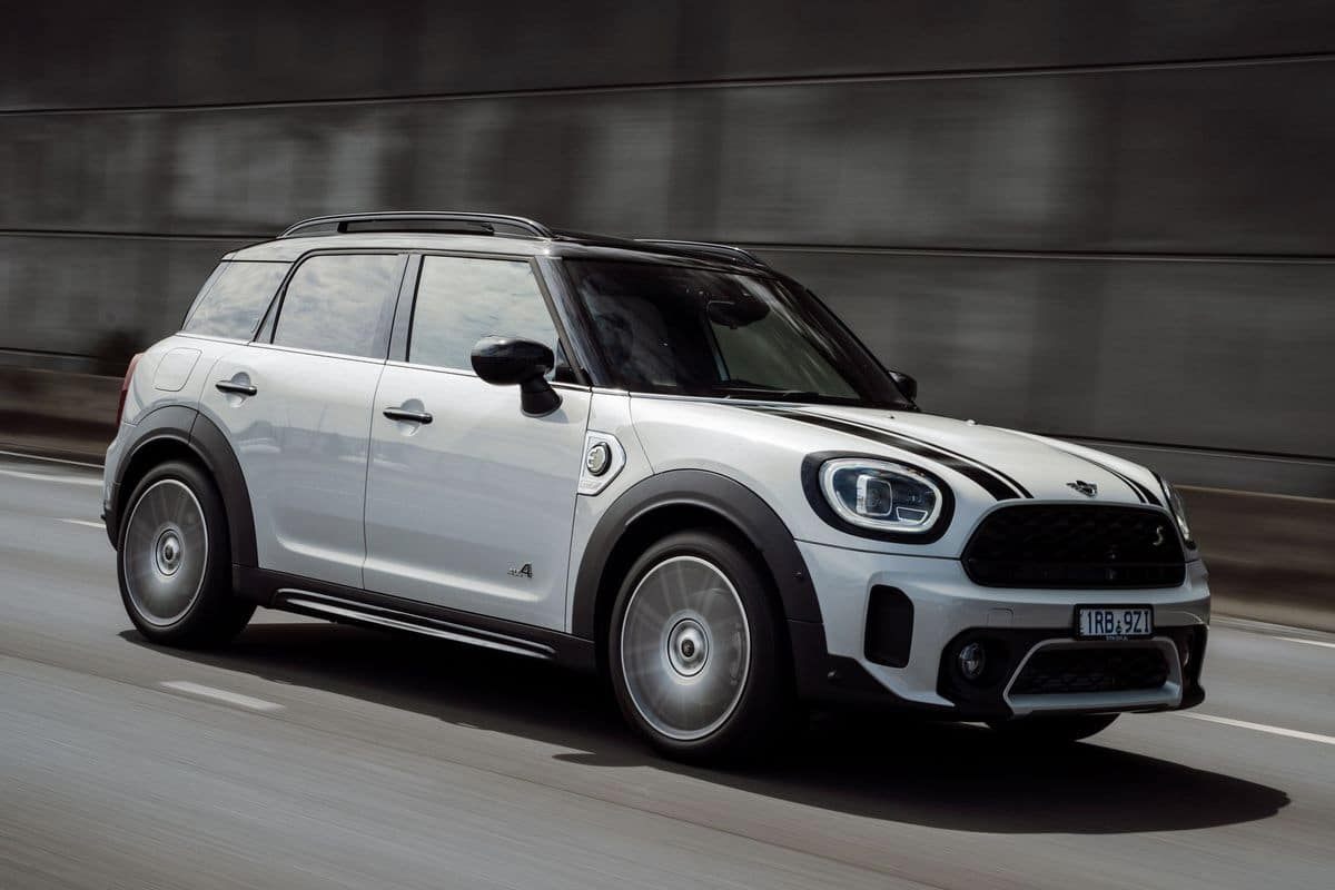 Mini plug in hybrid countryman 9