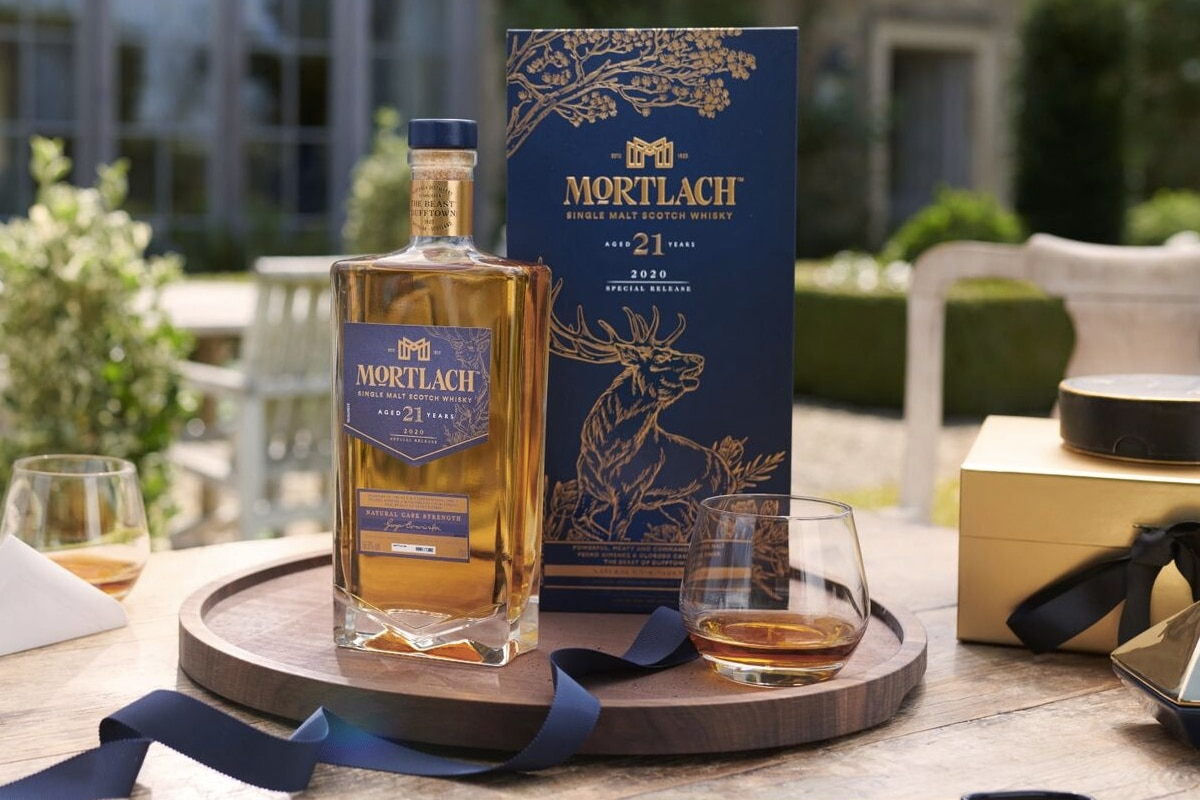 Mortlach 21 year old