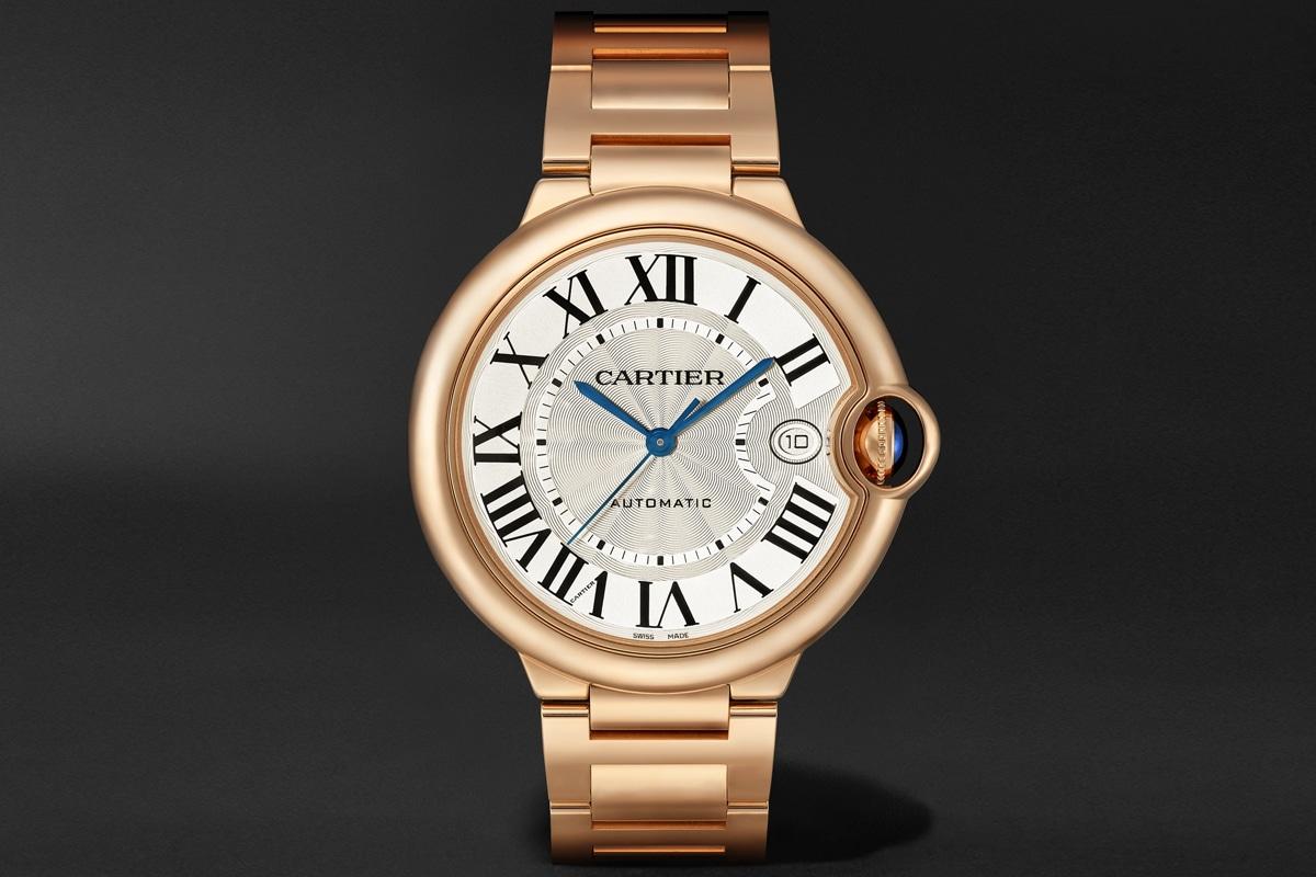 Mr porter cartier watch