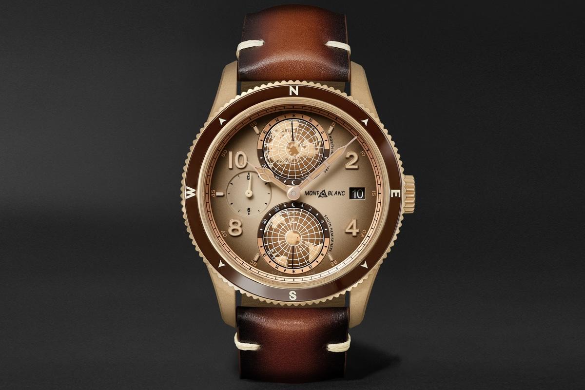 Mr porter montblanc watch