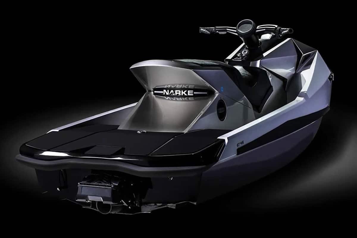 Narke gt95 electric jet ski 6