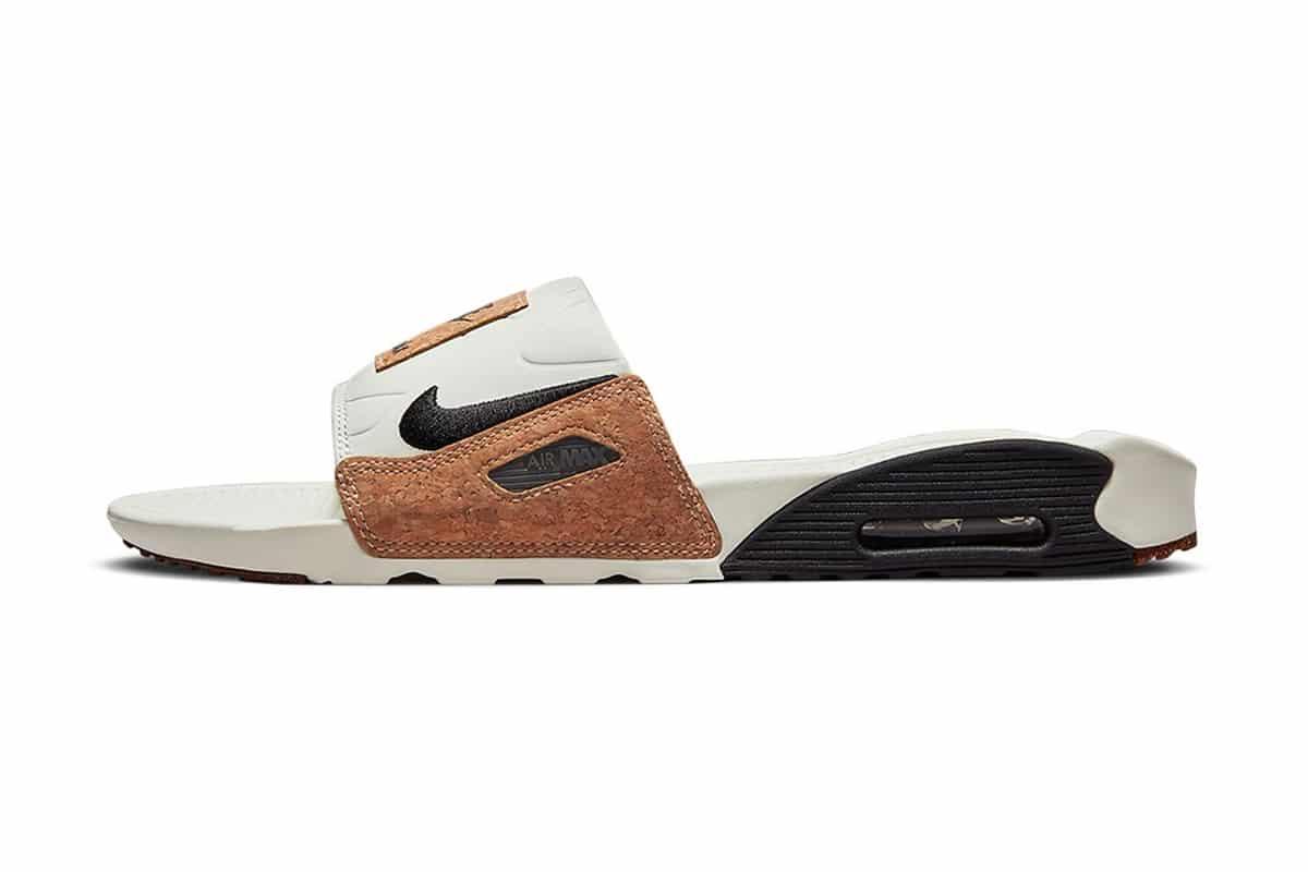 Nike air max 90 cork slide