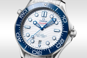 Omega seamater olympic