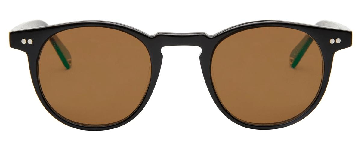 Orange lens sunglasses 1