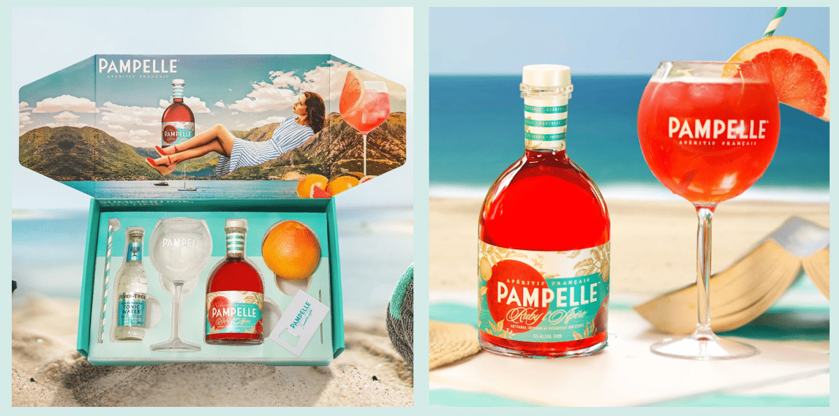 Pampelle national aperitif day competition