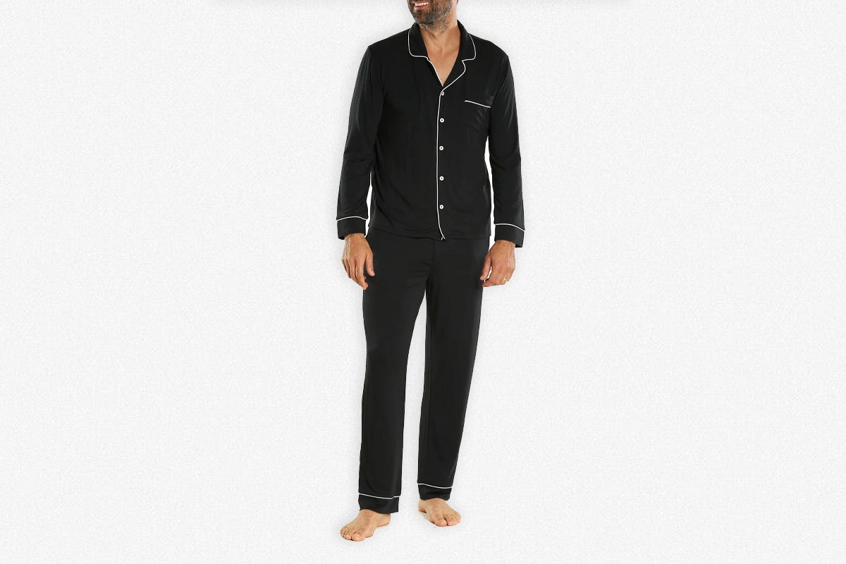Papinelle launches first menswear pajama set