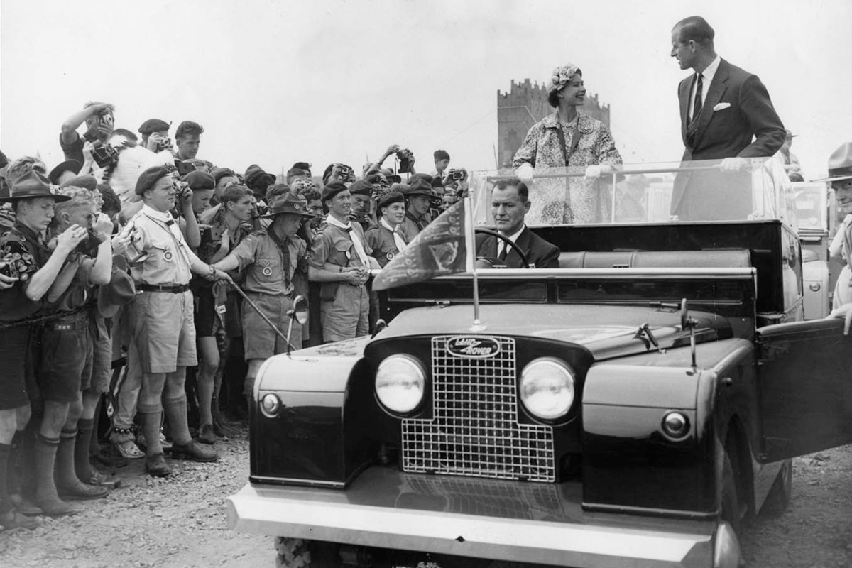 Prince philip land rover hearse 3