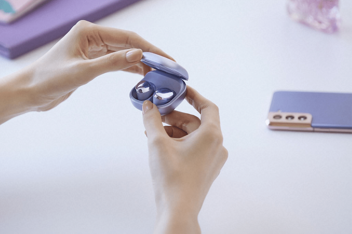Samsung galaxy buds pro mother day 2021