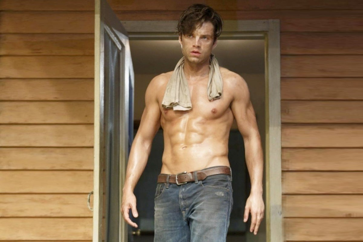 Sebastian stans 'winter soldier workout and diet plan