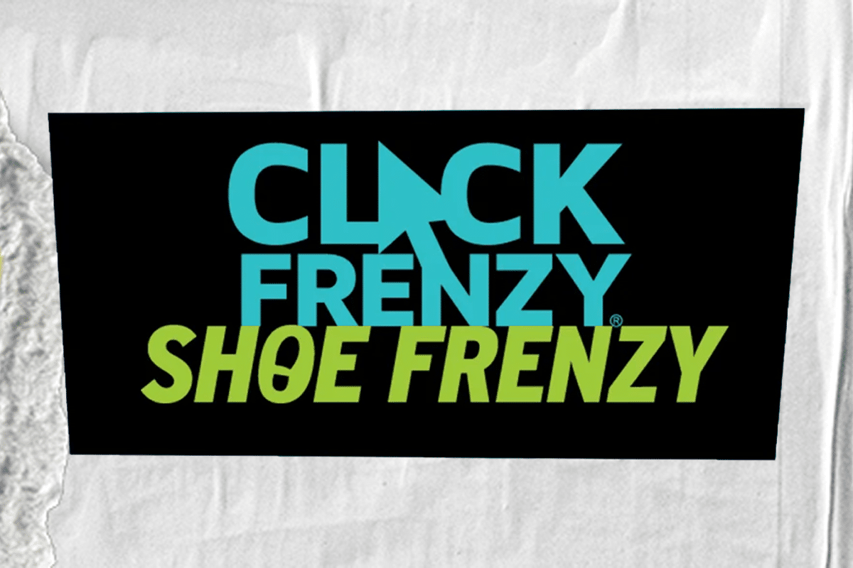 Shoe frenzy feature