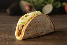 Taco bell cheesy double decker