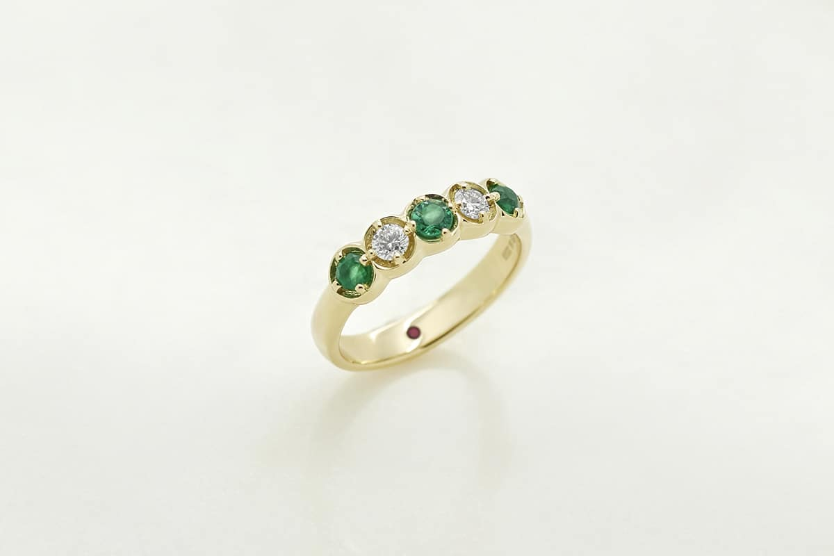 Taylor hart eternity ring mothers day