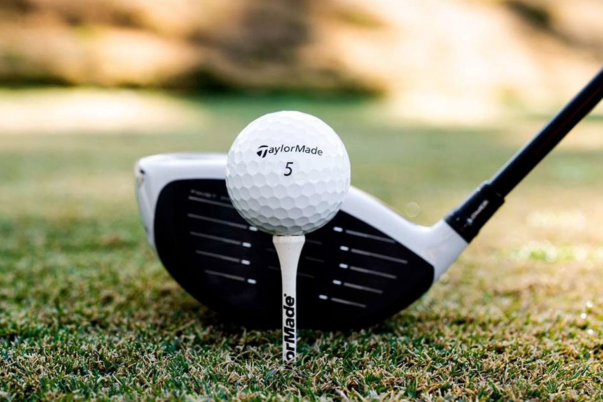 The New TaylorMade TP5 & TP5X Golf Balls Will Make You Drive Faster and Further
