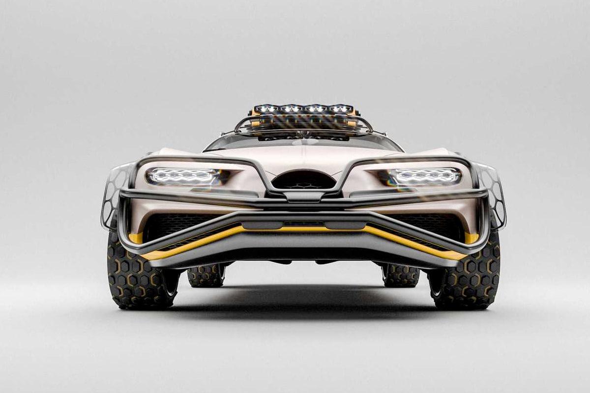 Terracross bugatti concept 1