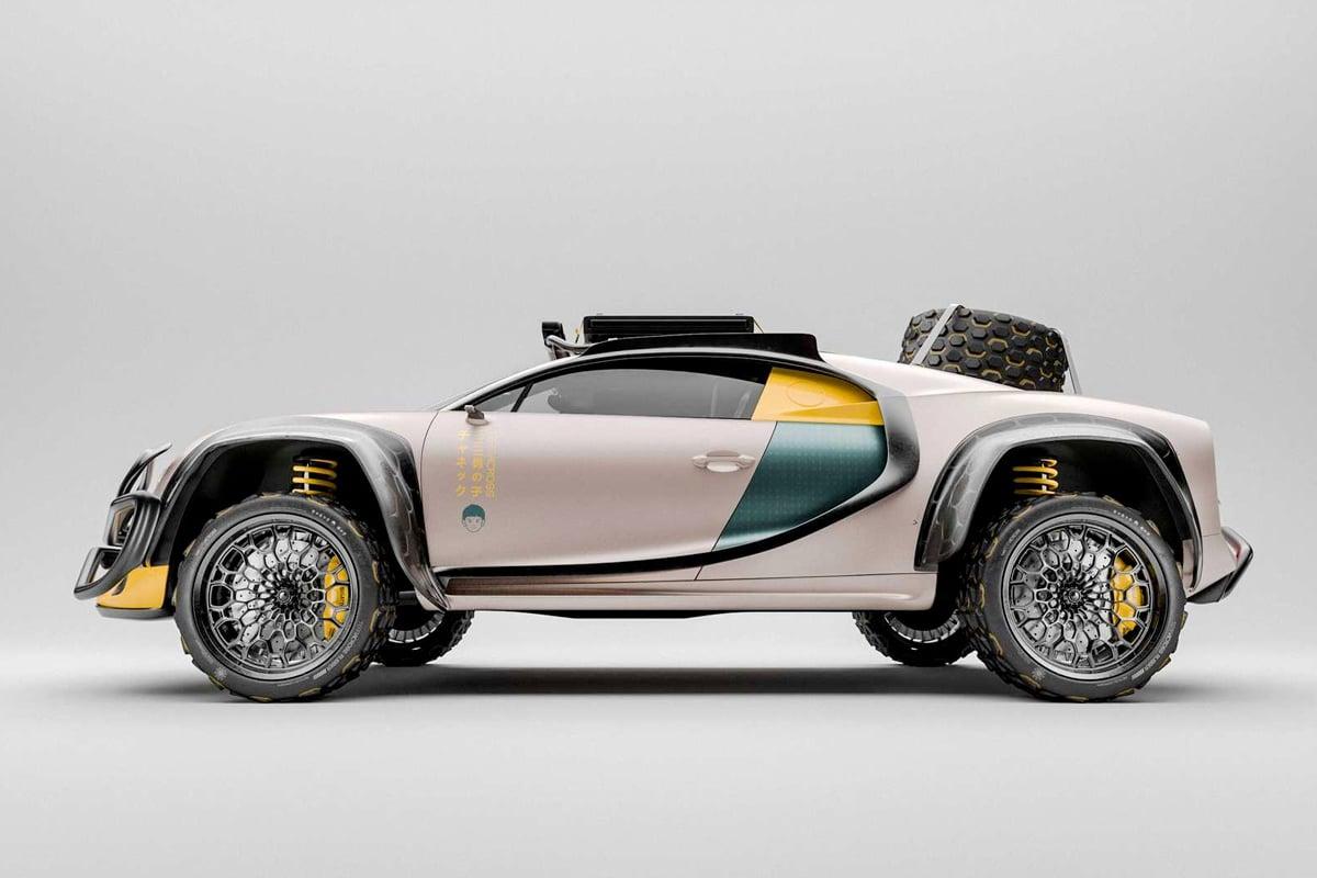 Terracross bugatti concept 2