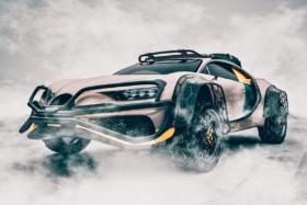 Terracross bugatti concept