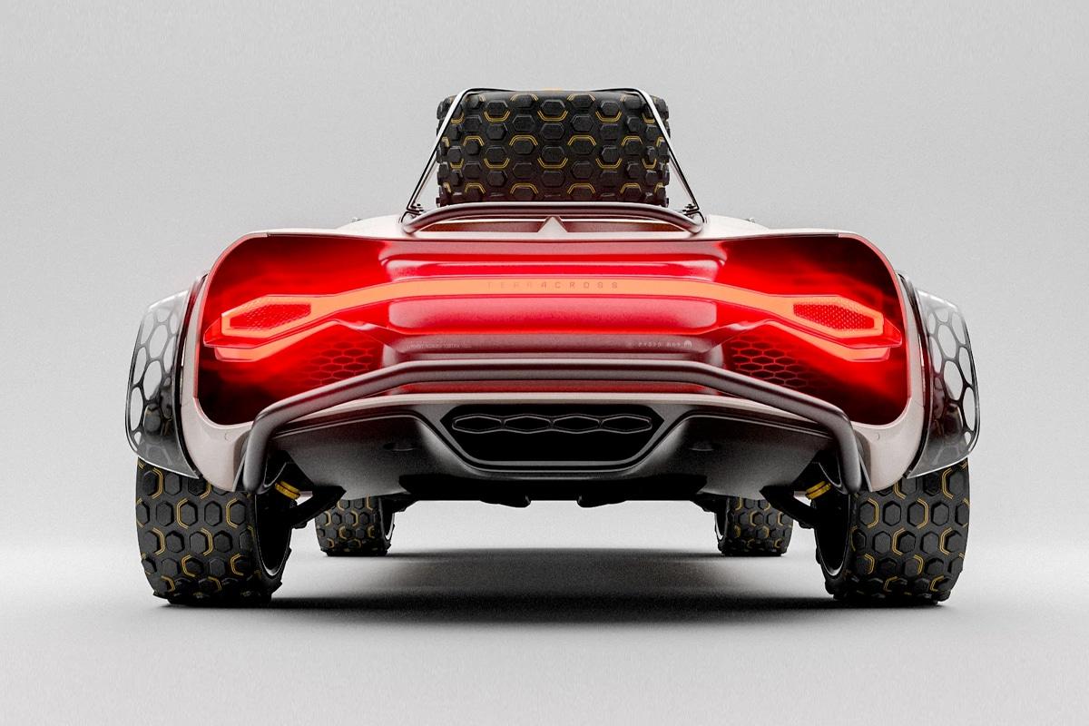 Terracross bugatti concept 4