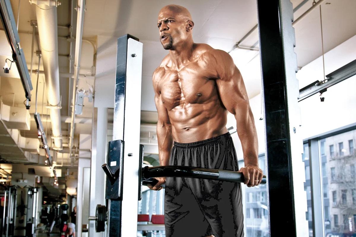 Terry crews workout diet plan 1