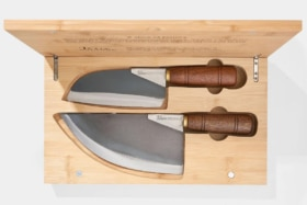 Thai moon knife set 1