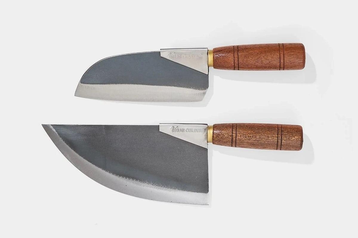 Thai moon knife set 5
