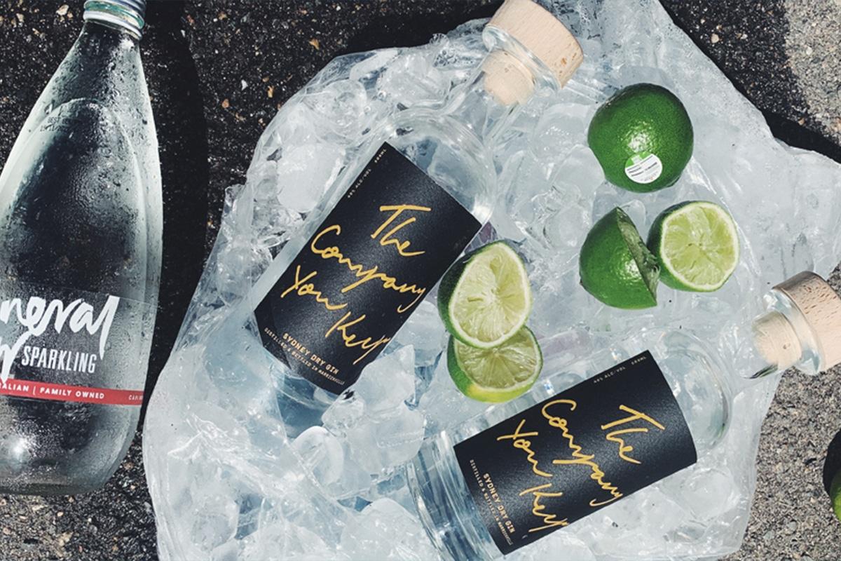 The company you keep gin