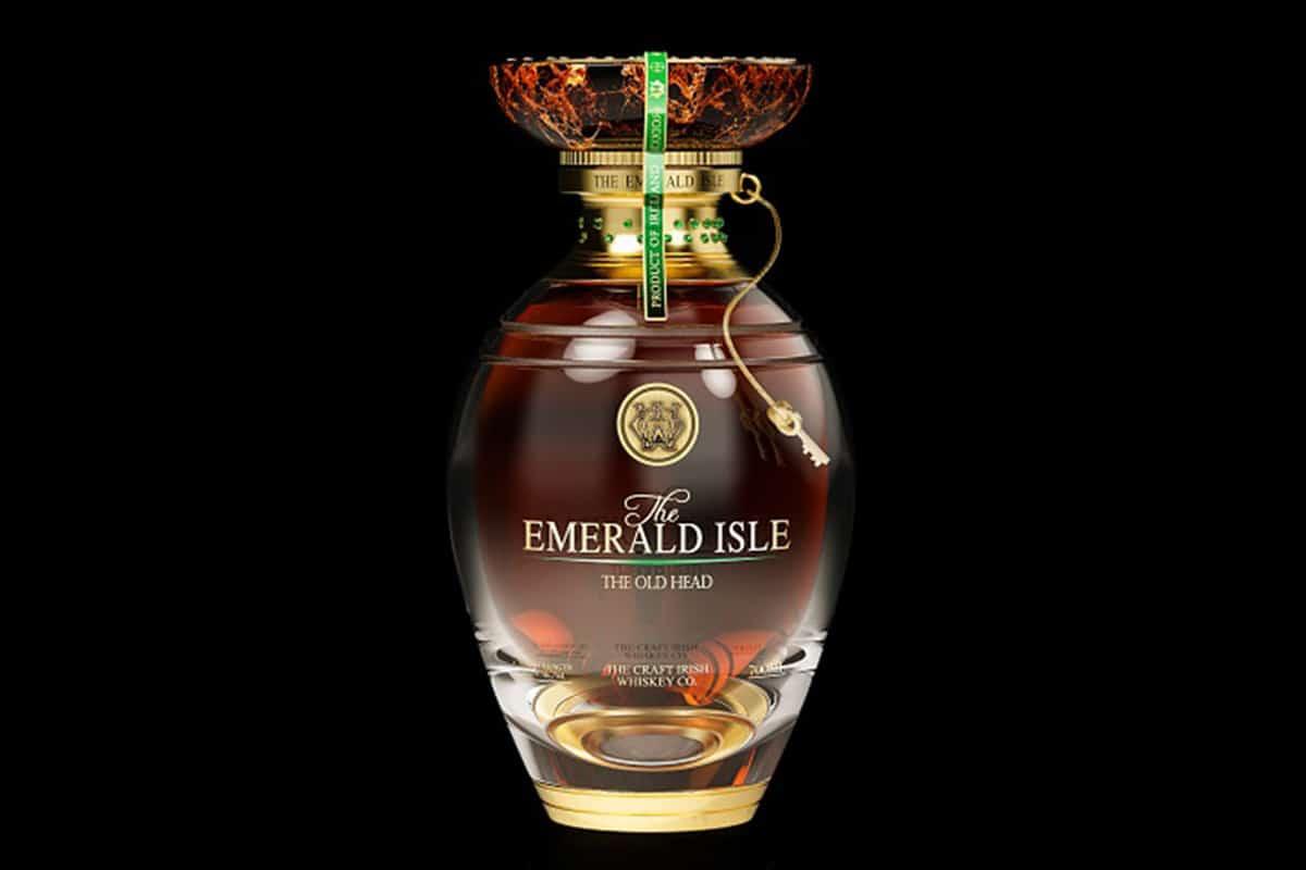 The craft irish whiskey co x faberge 1