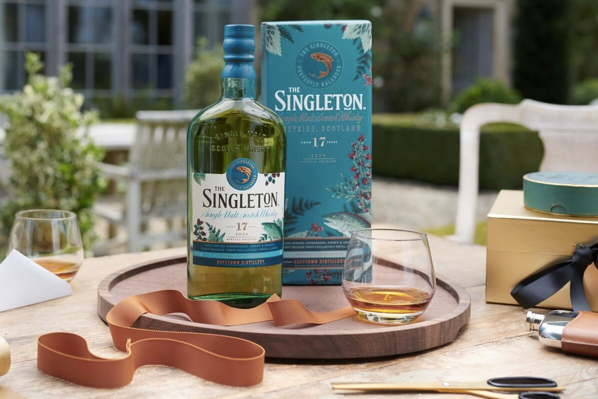 The singleton of dufftown 17 year old
