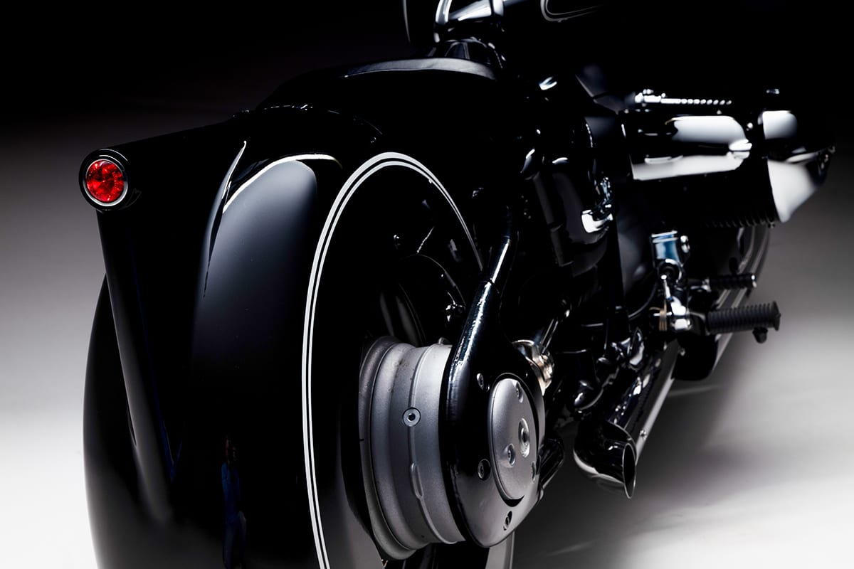 The spirit of passion by kingston custom bmw r 18 1