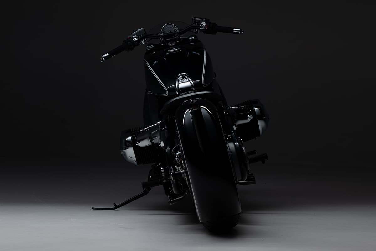 The spirit of passion by kingston custom bmw r 18 3