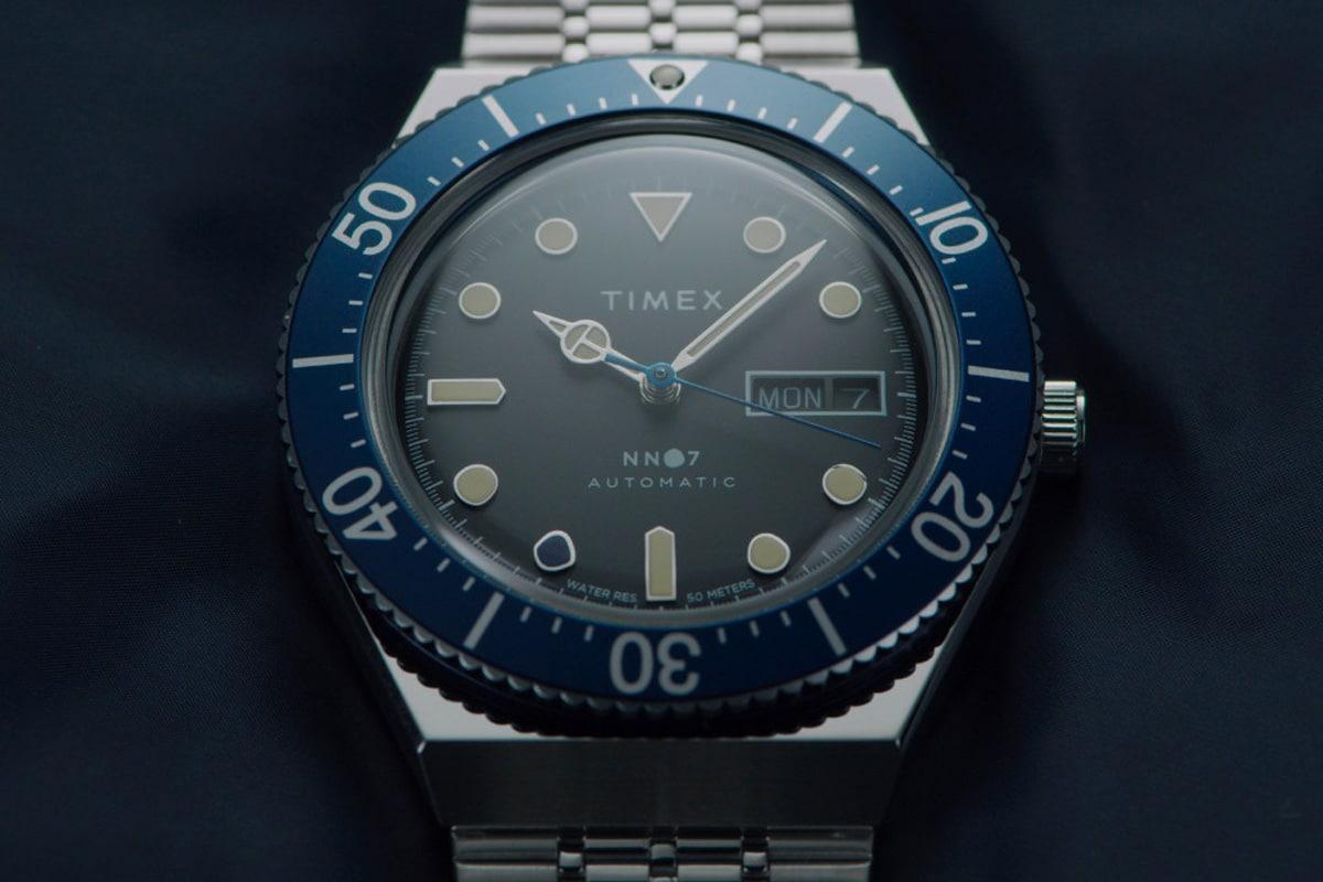 Timex x nn07 m79 limited edition