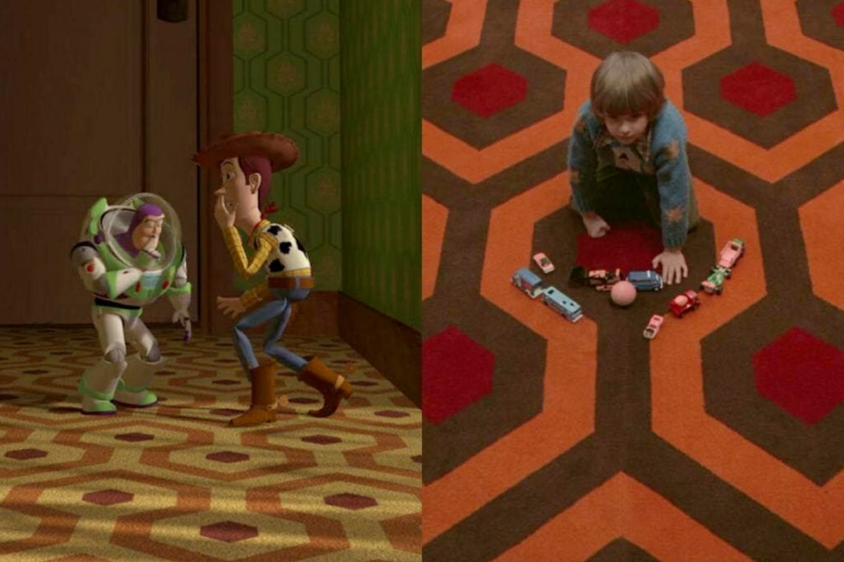 Toy story the shining